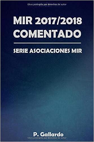 MIR 2017/2018 comentado: Serie asociaciones MIR: Amazon.es ...