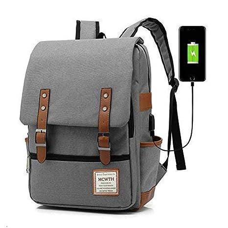 ec05b72be0 Amazon.com  MCWTH Travel Laptop Backpack