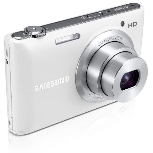 Samsung ST150F 16.2MP Smart WiFi Digital Camera with 5x Opti