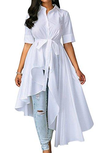 half shirt dress - 2