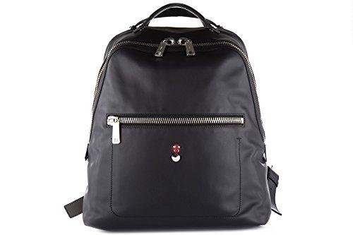 9d8f87945b76 Fendi sac à dos homme en cuir veau century face noir ...
