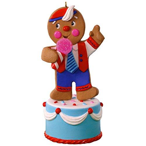 Gingerbread Ideas For Christmas - Hallmark Keepsake 2017 Gingerbread Joker Sound Christmas Ornament