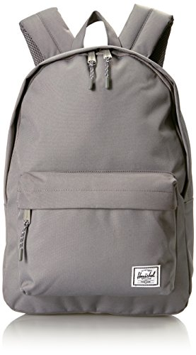 Herschel Classic Backpack, Grey, One Size
