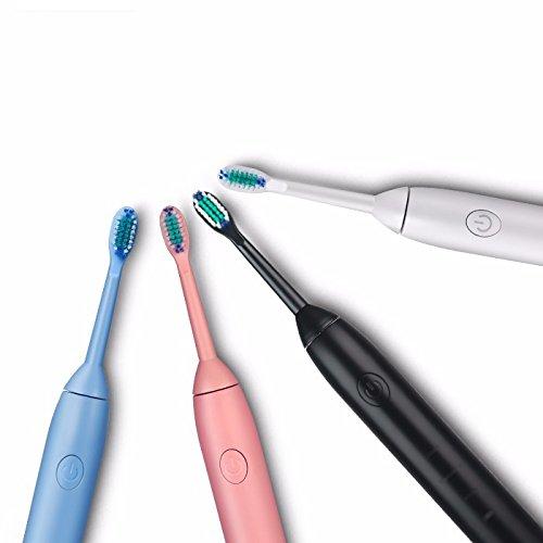 Sproud Cepillo Dental Eléctrico Tipo De Inducción Impermeable Del Cepillo Dental Recargable Cepillo Dental Eléctrico Azul: Amazon.es: Hogar