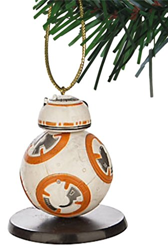 Star Wars The Force Awakens Christmas Ornaments
