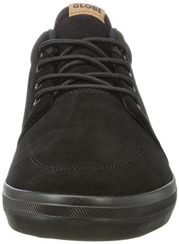 Erwachsene Black Schwarz Unisex Sneaker Globe GS Black Chukka qBwxtWZv