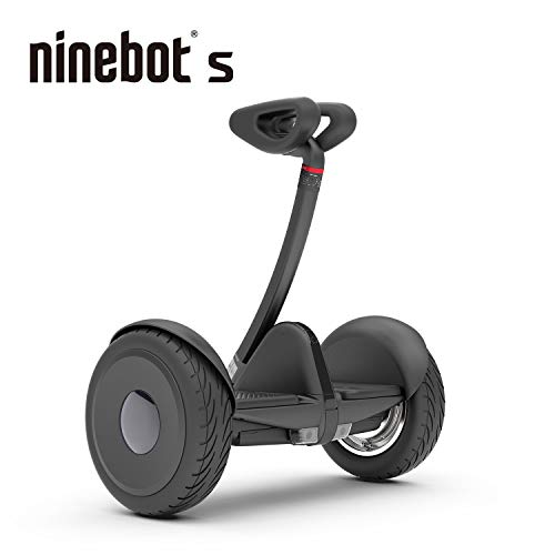 (Segway Ninebot S Smart Self-Balancing Electric Transporter, Black)