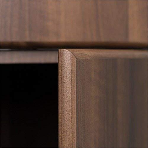 "Prepac Espresso Elite Storage Cabinet, 32"", Brown"
