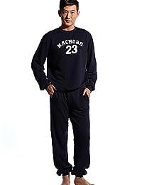 Godsen Men's Long Sleeve Sweatsuits Tracksuit Sets Pullover Sweatshirt