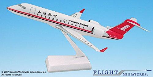 Shanghai Airlines (Shanghai Airlines CRJ200 (1:100); CA-20000C-001)