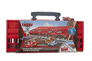Cars - Multilanzador Carreras Grand Prix (Mattel)