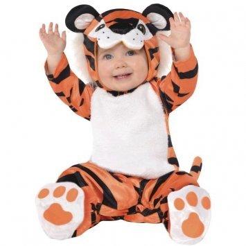 Tiny Tiger Halloween Costume