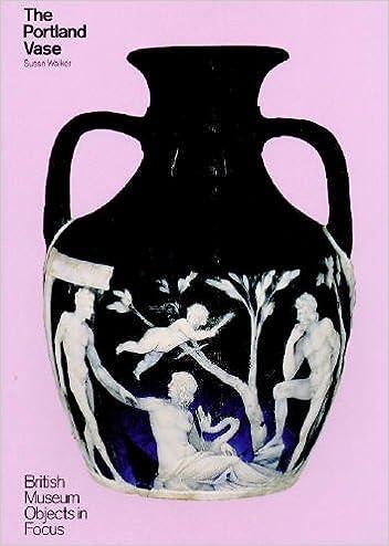 The Portland Vase British Museum Objects In Focus Susan Walker
