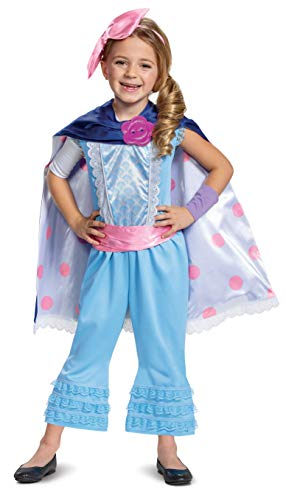 Bo Peep Deluxe Toy Story 4 Child Costume Blue