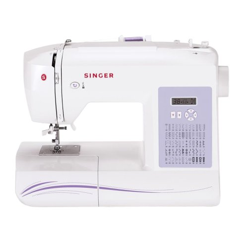 SINGER 6160 60-Stitch Computerized Sewing Machine with Auto Needle Threader