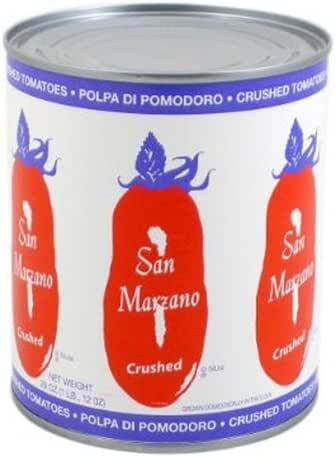 Canned Tomatoes & Paste: San Marzano