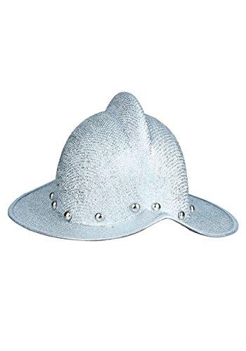 Conquistador Costumes (Jacobson Hats mens Deluxe Conquistador Helmet Standard)