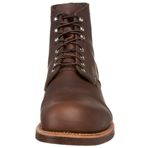 Red Red Wing 8113 Wing Stringate Harness Amber Uomo 77qfw5T
