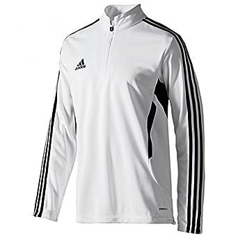 adidas Core 11 Fußball Herren Trainings Pullover Sweatshirt rot 3 XS 44