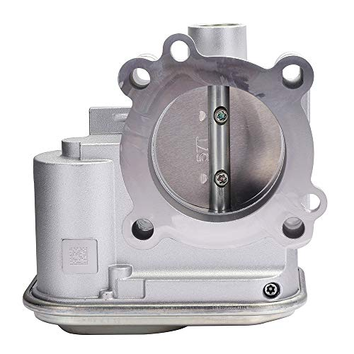 ECCPP Electric Throttle Body Air Control Assembly Fit 2007-2010 Chrysler Sebring /2007-2012 Dodge Caliber /2009-2017 Dodge Journey /2007-2017 Jeep Compass OE 4891735AC, 4891735AB, ()