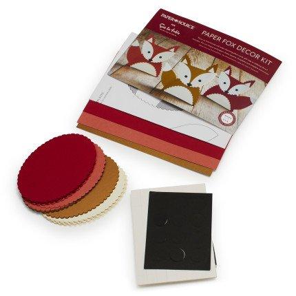 Paper Source Paper Fox Kit