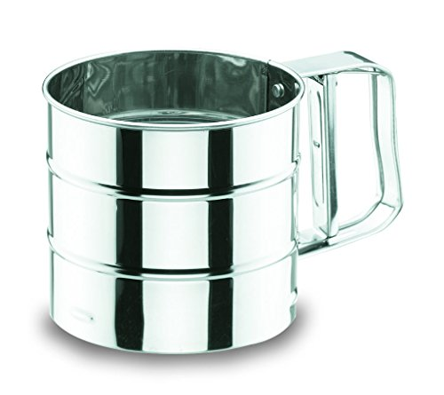 Lacor 67011 Flour Sifter St/Steel 18% Cr by Lacor
