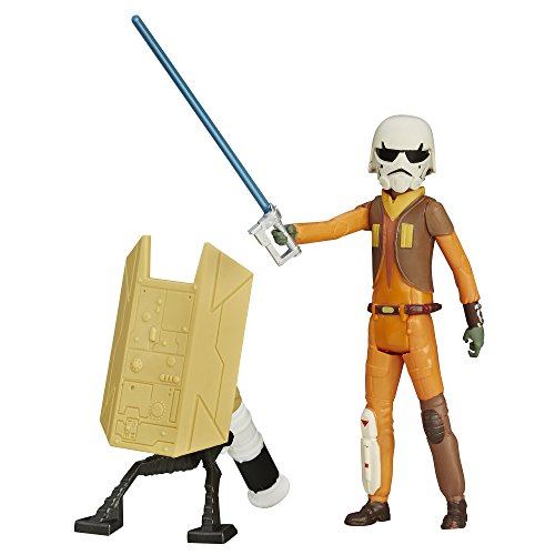 Star Wars Rebels 3.75-Inch Figure Desert Mission Ezra Bridger ()