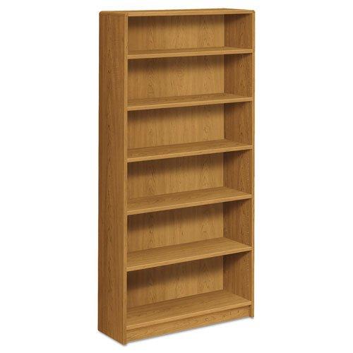 HON 1896C 1890 Series Bookcase, Six Shelf, 36w x 11 1/2d x 72 5/8h, ()