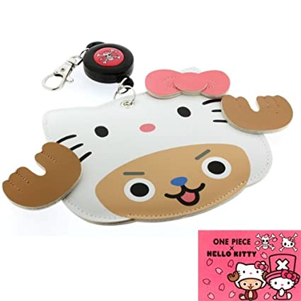 db9687ab56 Image Unavailable. Image not available for. Color  TCP Sanrio Hello Kitty x  One Piece ...