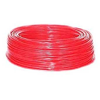 Goldmedal Safe Guard Red Copper Wire (2 mm)-90 Meter Coil: Amazon.in ...