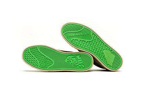 SATORISAN scarpe SNEAKER UOMO YASURAGI P116 U LINEN EARTH PE17