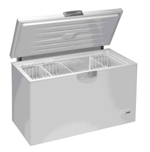 Beko HSA 24520, 237 kWh/year, A+, 41 Db, Blanco, 49000 g, 860 mm – Congelador