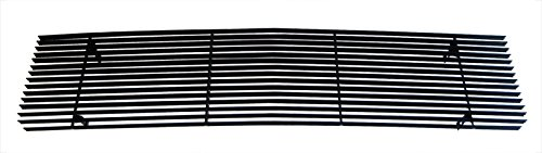 MaxMate 73-80 Chevy Blazer/C/K Pickup/Suburban/GMC C/K Pickup/GMC Suburban Upper 1PC Replacement Black Billet Grille Grill Insert