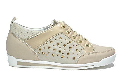 Melluso Sneakers scarpe donna papiro 09280