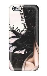 QBINFCm6341qypfr Bleach Fashion Tpu 6 Plus Case Cover For Iphone