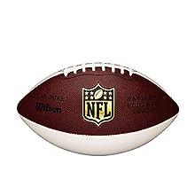 Wilson NFL Football, Brown/White