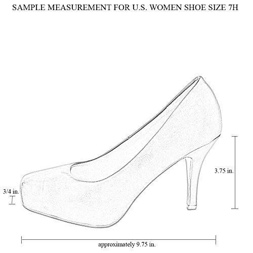 Womens Square On Black Classy Dress Black Slip Toe Shoes Pumps qOf67qH