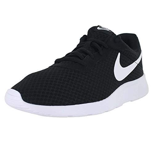 Nike Men's Tanjun Black/White Running Shoe Size 10.5 Men US from NIKE