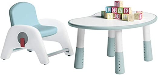 Juegos de mesas y sillas Mesa para Niños Pequeña Mesa De Juguete ...