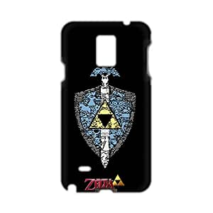 Link Between Worlds - Full Title 3D Phone Case for Samsung note4