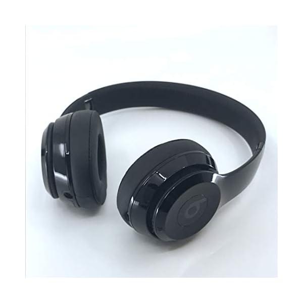 Beats Solo3 Wireless On-Ear Headphones Gloss Black (Renewed) 7