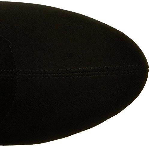 BCBGMAXAZRIA, Damen Stiefel & Stiefeletten schwarz schwarz, Black, 38.5 EU