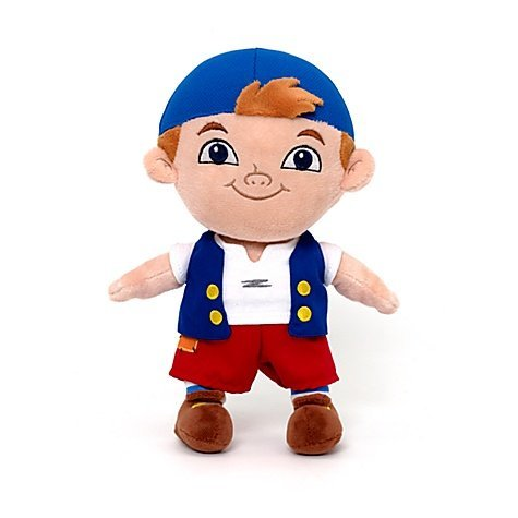 Cubby Jake And The Neverland Pirates (Disney Exclusive Jake and the Neverland Pirates 12 Inch Plush Cubby)