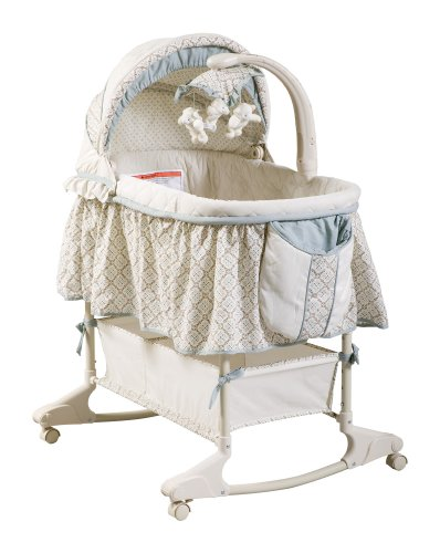 Delta Children Rocking Bassinet, Clayton