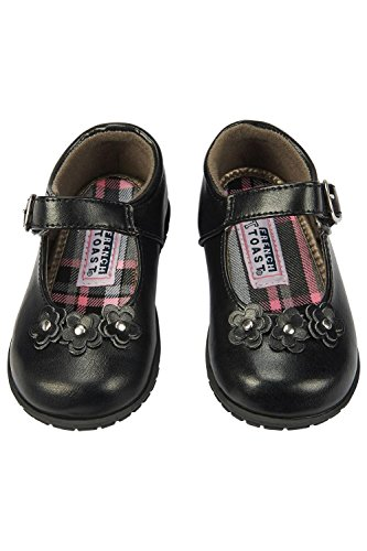 French Toast Becki Mary Jane (Toddler),Black,7 M US Toddler