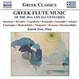 Greek Flute Music of the 20th and 21st C