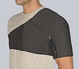FLA Sports Neoprene Shoulder Support Stabilizer (Small)