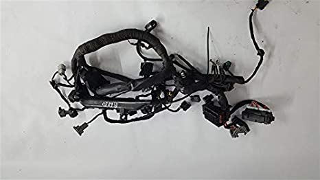 Amazon Com Engine Wiring Harness Fits 2013 Hyundai Elantra P N