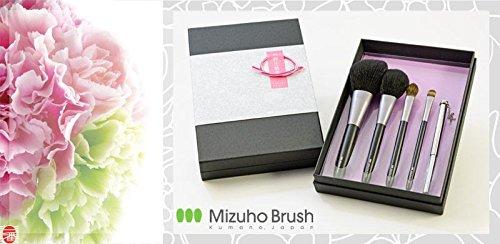 MG04 Japanese Brush Gift Set with 5 Brushes Anniversary
