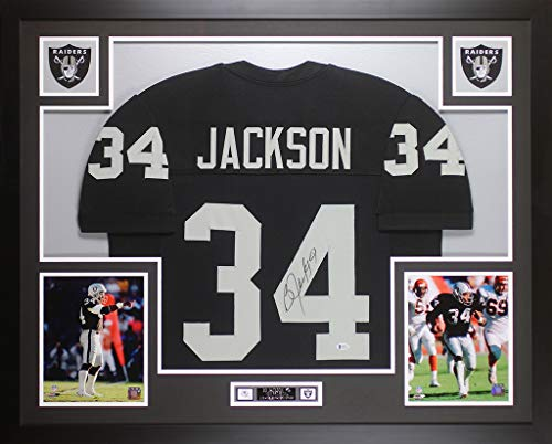 reputable site 5d413 eb693 Bo Jackson Jersey - Trainers4Me